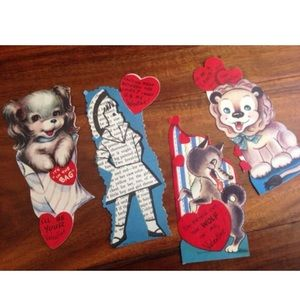 Vintage Valentines ❤️